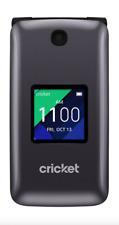 BRAND NEW Alcatel QUICKFLIP 4G LTE Wi-Fi 4GB Flip Phone - Silver