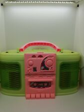BARBIE MATTEL CASA RADIO HOUSE 1999 MOBILI E ACCESSORI FURNITURE AND ACCESSORIE