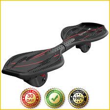 Razor Ripstick Ripster Caster Board Carving Skateboard Rear Pivot 360 Degree Blk