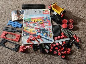 LEGO Railway Ideas Book - Art. 7777 - 4,5/12 Volt Series + Vintage Rail Lego