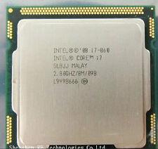 Intel Core i7 860 SLBJJ 2.8 GHz Quad-Core Socket 1156 CPU Prozessor