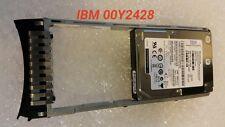 """IBM 300GB 15K 6GB SAS 2.5"""" W/TRAY 00Y2499 00Y2428 NEW BULK"""
