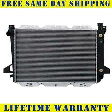 Radiator For 1985-1995 Ford F150 F250 Bronco V6 4.9L Fast Free Shipping