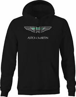 Aston Martin Luxury Performance Racing Hoodies for Men
