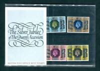GB 1977 Silver Jubilee Presentation Pack VGC. Stamps. Free postage!!