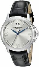 Raymond Weil Men's 5476-ST-00657 Tradition Silver Dial Watch