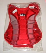 Champro Cp035 Youth 14.5 Inch Chest Protector ~Nwt ~ Red ~ Free Shippng