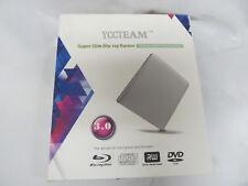 Super Slim Blu-Ray Burner Portable USB 3.0 Interface Drive