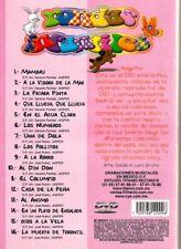 Rondas Infantiles- Pistas  KARAOKANTARE en DVD , NEW Vol. 4