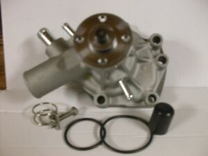 FITS Challenger    early serial #s  MT265  MT275   tractor water pump 3757045m91