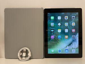 Apple iPad 4th Gen. 16GB, Wi-Fi + Cellular (Sprint), 9.7in - Black - SEE PICS