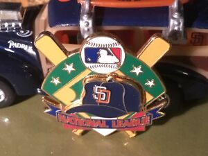San Diego Padres National League Pin