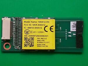 Sony SWA12-4V RX(SWA12-RX) OEM RF Modulator for SA-WNT5 Subwoofer & more models