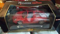 Maisto Premiere Edition 1:18 Scale Die-Cast Vehicle - Porsche Carrera Gt Nib
