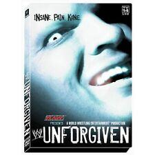 Wwe Unforgiven 2004 Buy 3 get 2 free!
