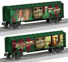 O-Gauge - Lionel - A Christmas Story: Leg Lamp Boxcar New in Decorated Box