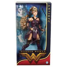 Barbie DC Black Label Collector Wonder Woman General Anatope Doll Warrior