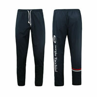 Sergio Tacchini 90s Big Logo Pants Elasticized Waist Mens Bottoms 37869 202 A6E