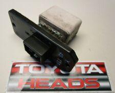 Toyota Starlet MK5 (EP91) Glanza - Interior Heater Resistor