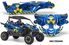 UTV Decal Graphic Kit Side By Side Wrap For Yamaha YXZ 1000R 2015-2018 MLTDWN Y