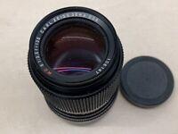 Carl Zeiss 135mm F3.5 MC Sonnar Jena DDR M42 Screw Mount Lens