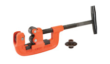 No. 2 Pipe Cutter Standard Pipes Industrial Plumbing Steel Frame High Grade
