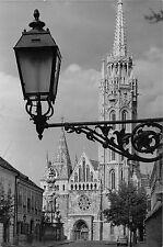 BG31276  budapest matyas templom hungary  CPSM 14.5x10cm