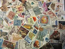 US postage stamp lots ALL DIFFERENT USED 10, 13, 15 to 19 CENT FREE SHIPPING
