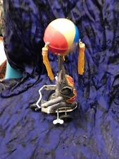 2000 Schylling Elephant on bike Tin Toy in original box
