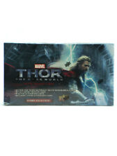 2013 Upper Deck Thor The Dark World Trading Cards Sealed Hobby Box Marvel New
