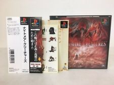 Playstation PS1 NIGHTMARE CREATURES w/spine Japan JP GAME z2849