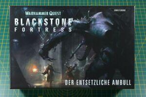 RAR! Warhammer Quest Blackstone Fortress - Der entsetzliche Ambull OVP