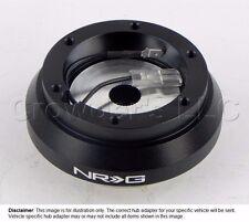 NRG Short Steering Wheel Hub Adapter Black Porsche 911 Carrera Turbo GT2 993 996