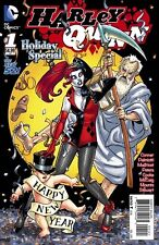 HARLEY QUINN HOLIDAY SPECIAL #1 HAPPY NEW YEAR VARIANT NEW 52 CONNER PALMIOTTI