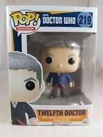 Television Funko Pop - Twelfth Doctor - Doctor Who - No. 219