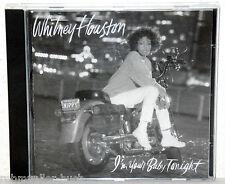 CD Whitney Houston-I 'm Your Baby Tonight