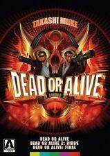 Dead Or Alive Trilogy [New DVD]