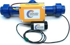 Energized Water Treatment System - Eliminates Mineral Build UP in Pipes No Salt