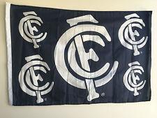 Official AFL Carlton Blues Large Flag (NO STICK/FLAG POLE)