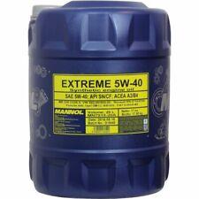 MANNOL Extreme 5W-40 Huile de Moteur - 20L (MN7915-20)