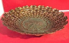 Decortive Glass Coffee Table Bowl 16""