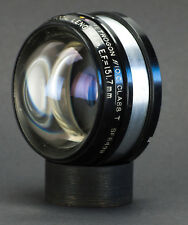 """Rare Bausch & Lomb Class T Metrogon 151.7mm (6"""") f/10 Wide Aerial Lens Prototype"""