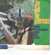 JAY AND THE AMERICANS EP Spain 1966 Crying +3