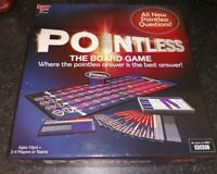 ALL NEW POINTLESS THE BOARD GAME UNIVERSITY GAMES 2009 BASED ON TV SHOW BBC
