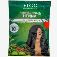 VLCC Natural Sciences NATURAL & HERBAL HENNA(120GM) for Stronger, Smoother Hair