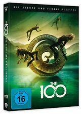 The 100 Die komplette Season 7 [4x DVD] *NEU* DEUTSCH Siebte und Finale Staffel