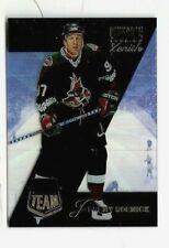 1996-97 ZENITH, Z-TEAM, JEREMY ROENICK, CARD # 10 OF 18