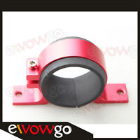 BOSCH 044 Fuel Pump Mount Mounting Bracket Clamp Cradle 60mm Red