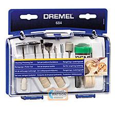 Dremel Multi Multiherramienta Accesorios 684 Limpiador & Pulido rotativo Set