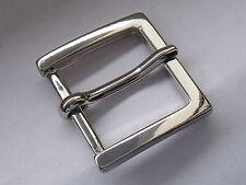 Gürtelschnalle Schließe Schnalle  2,4 cm silber  NEUWARE  rostfrei  #165#